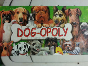DOG  MONOPOLY  GAME