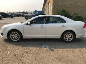 2012 FORD FUSION SEL LEATHER LOADED HAS 191243 KMS