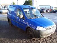 (L22) Vauxhall Combo 1.3CDTi 16v ( Mint Van ) 74000 Miles