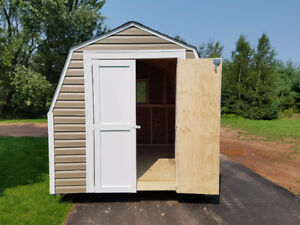 8x10 Baby Barn / Storage Shed / Mini Barn