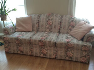 Couch and matching chair Kitchener / Waterloo Kitchener Area image 1