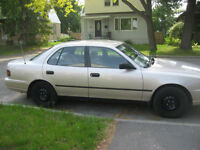 1996 Toyota Camry DX Sedan FULLY LOADED AND E.TESTED 1900$