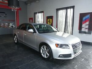 2009 Audi A4! AWD! MINT CONDITION!