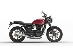 Triumph Bonneville New Used Motorcycles For Sale In Alberta From