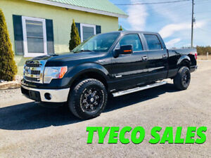 2013 Ford F-150 XTR CREW CERTIFIED