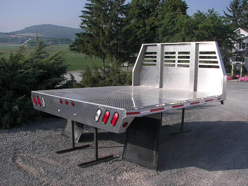 How To Build A Flatbed For A Pickup Truck Ebay