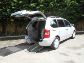 2008 Kia Sedona 2.9 CRDi Automatic Wheelchair Accessible Vehicle.