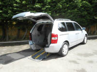 2008 Kia Sedona 2.9 CRDi Automatic Wheelchair Accessible Vehicle.