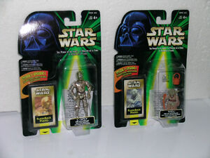 Star Wars Power of the Force Green Card figures Kitchener / Waterloo Kitchener Area image 10