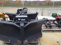 "2009 Bobcat 60"" Hydraulic/Electric V blades 3 available !"