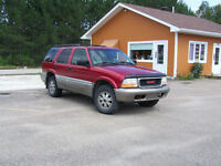 2001 GMC Jimmy glt VUS