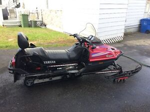 Motoneige Yamaha Venture 700