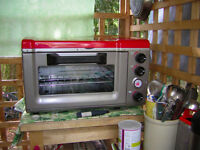 Portable Propane Stove with Oven