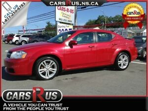 2013 Dodge Avenger SXT....includes 4 FREE winter tires!!