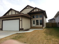 For Rent Almost New 3 Bedroom House in Rocky Mountain House