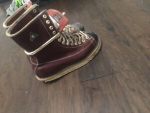 Men's work boots/size 9.5