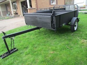 4.5 feet by 6 feet Utility Trailer For Sale