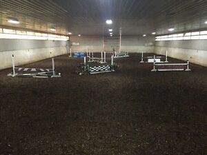 Huska-Berg Farms - Lessons-Training-Horse Boarding