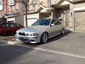 2002 BMW 5-Series M-Sport Sedan - $5500 *AS IS