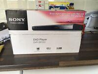 Brand new sony dvd player