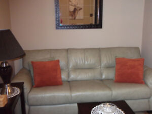 Very Nice furnished apt in the Hydrostone one bedroom  apt