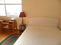 @#@# VERY LARGE, SUNNY BEDROOM IN DELUXE HOME. All Inclusive !!