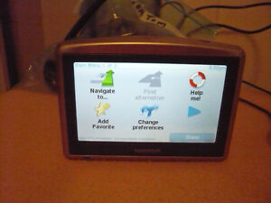TOMTOM ONE XL GPS
