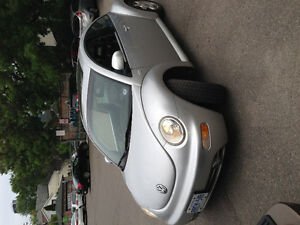 1999 Volkswagen Beetle Fully loaded Coupe (2 door)