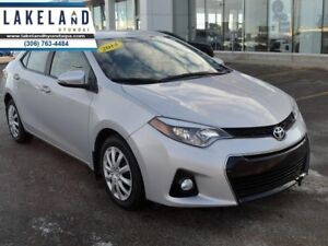 2014 Toyota Corolla S  -  Heated Seats -  Bluetooth - $84.66 B/W