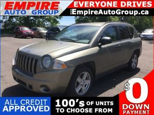 2007 JEEP COMPASS RWD * MINT CONDITION