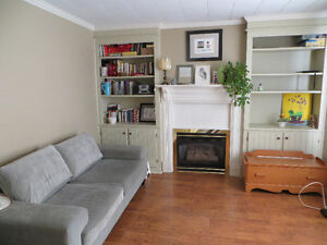 Charming furnished house, walking distance to MUN and downtown