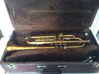 1000B by Conn used trumpet