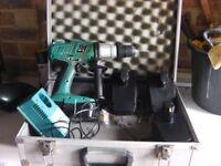 BLACKSPUR 24V DRILL /HAMMER