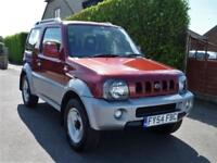 SUZUKI 1.3 JIMNY ONLY 64,000 MILES FROM NEW WITH SERVICE HISTORY