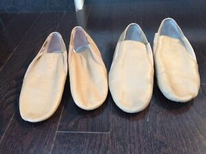 Jazz shoes Bloch nude size 12.5 & 13.5