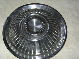 1964 Pontiac full wheel covers - set of 5