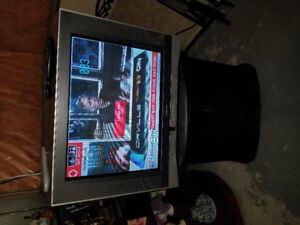 32' TOSHIBA FLAT SCREEN WITH STAND