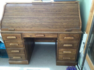 Rolltop Desk Antique