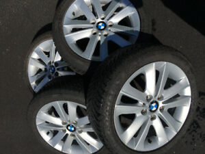 17 in. BMW Rims - Style 141