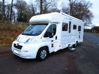Autocruise Oakmont four berth low profile motorhome with island bed for sale