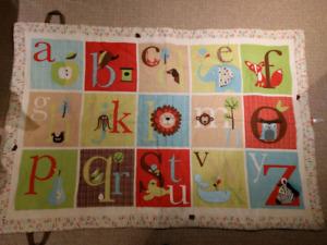 Skip Hop Alphabet Zoo Baby Mega Playmat