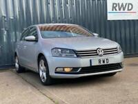 2012 Volkswagen Passat 2.0 TDI BlueMotion Tech SE DSG 4dr Auto Saloon Diesel Aut