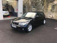 2005 55 BMW 1 SERIES 2.0 118I SPORT 5D 128 BHP