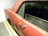 RARE 1964 and half 4 SPEED 4 BARRELL MATCHING NUMBERS