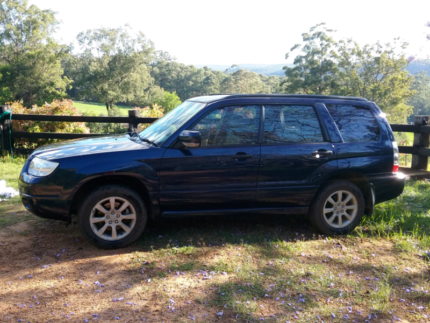 Subaru Forester 2005 - Timing belt done, new tyres, 11 mnths rego