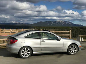 2004 Mercedes-Benz C-Class Kompressor Sport Coupe - *PRICE DROP*