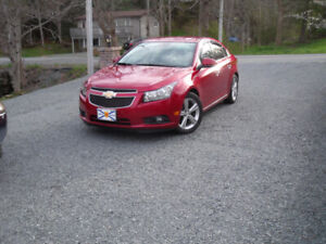 "2013 Cruze Turbo Rare  LTZ Model Low Mileage 101k "" SOLD"""
