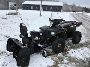2014 POLARIS 570 SPORTSMAN & BLOWER.500 GIFT CARD WITH FINANCING