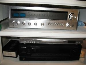 Sanyo Stereo Receiver