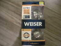 Weiser Single Cylinder - Re-Key Anytime - New